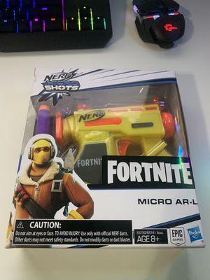 Nerf micro shots Fornite for Sale in Lomita, CA