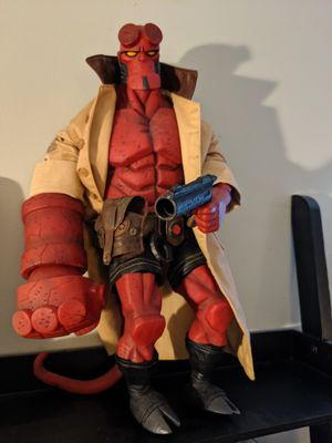 Super Cool HELLBOY Collectible!! for Sale in Canton, MA