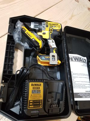 Dewalt Hammer Drill Brushless XR kit 20V for Sale in Norwalk, CA