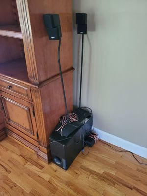 Bose surround sound acoustimass 15 for Sale in Newburgh, NY