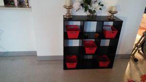 New!! bookcase, bookshelves, display case, 9 cube storage for Sale in Phoenix, AZ