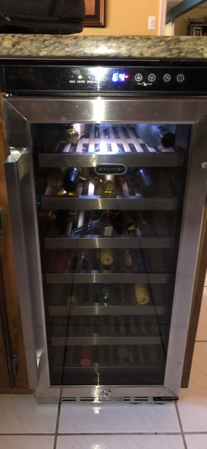 Whynter Wine Cooler for Sale in Marlboro Township, NJ