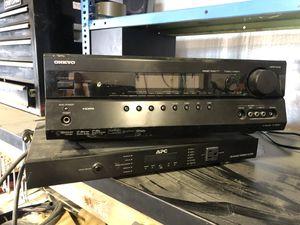 Onkyo amp for Sale in Stockton, CA