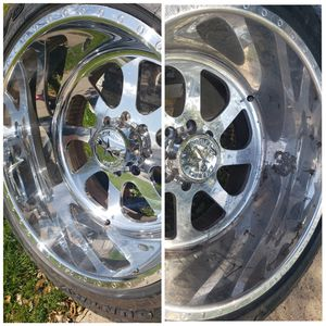 ALUMINUM POLISHING AND RESTORATION for Sale in Burleson, TX