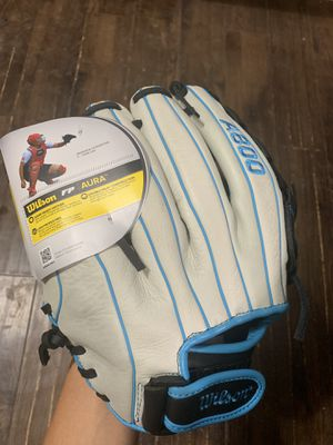 A800 Wilson Softball Glove 12inch for Sale in Duncanville, TX