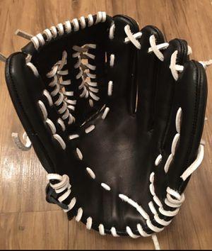Custom Baseball Softball Fielders Glove Leather Black for Sale in Santa Ana, CA