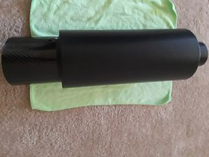 Muffle universal para cualkier carro for Sale in Montgomery Village, MD