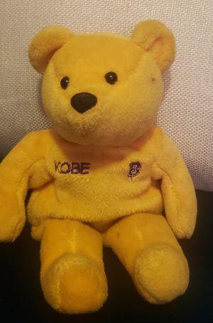 #8 Kobe Bryant beanie baby. for Sale in Pico Rivera, CA