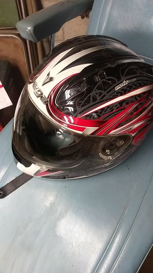 Size medium motorcycle helmet for Sale in Columbus, OH