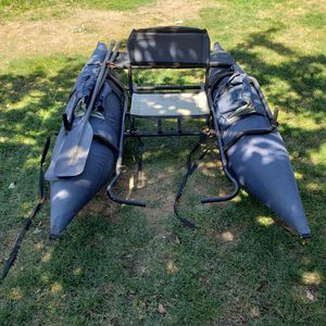 Pontoon boat 7 foot for Sale in Vancouver, WA