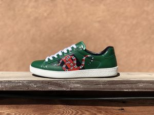 "Gucci Ace Leather ""Green Web Snake"" for Sale in San Bernardino, CA"