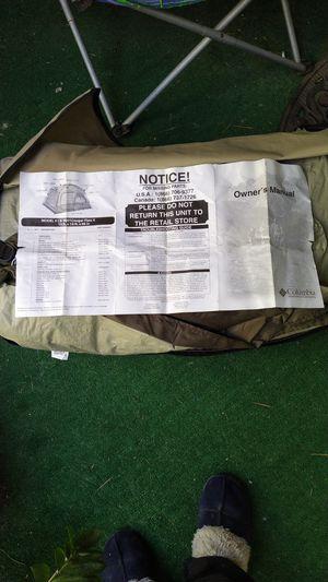 Columbia Cougar FlatsII tent for Sale in Kennewick, WA