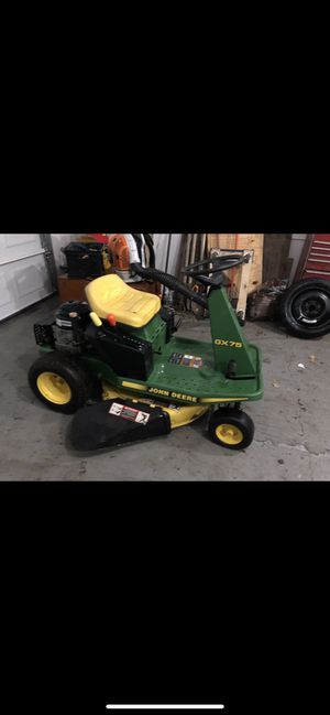 New And Used Riding Lawn Mower For Sale In Fairfax Va
