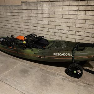 Fishing Kayak for Sale in East Los Angeles, CA