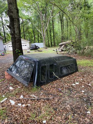 Camper shell for Sale in Covington, GA