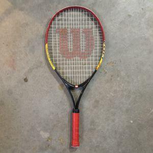 Wilson tennis racket for Sale in Seattle, WA