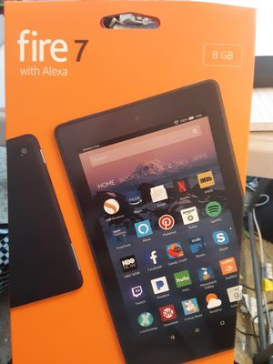 Amazon fire 7 tablet for Sale in Huntington Beach, CA