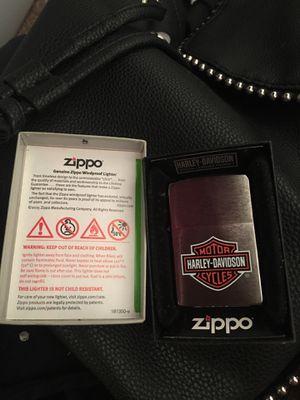 Harley Davidson zippo lighter for Sale in Los Angeles, CA