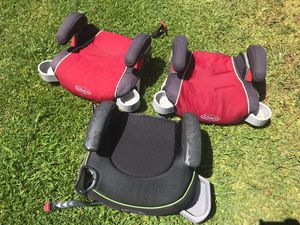 Kids car seat booster seat FIRM PRICE NO DELIVERY CASH OR TRADE FOR BABY FORMULA for Sale in Los Angeles, CA