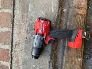 Milwaukee m18 fuel Hammer Drill for Sale in San Francisco, CA