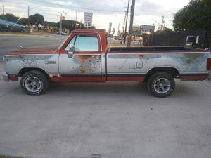 1988 Dodge Ram D150 for Sale in San Antonio, TX