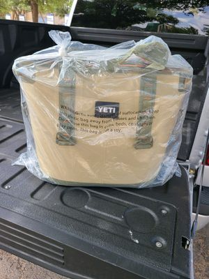Yeti cooler for Sale in Midland, TX