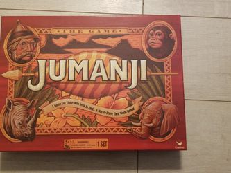 Jumanji Board Game for Sale in Fort Lauderdale,  FL