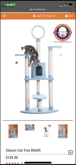 Cat Tree for Sale in Lowell, MA