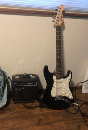 Fender squire starter guitar for Sale in Federal Way, WA