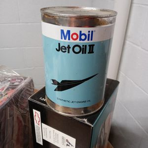 Full Can Of Mobile Jet Oil for Sale in Mentor, OH