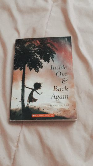 Inside Out and Back Again / Thanhha Lai for Sale in Anderson, SC