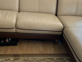 Leather Sofa Sectional for Sale in Las Vegas,  NV