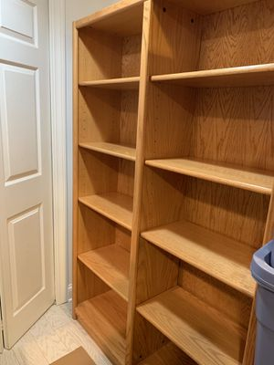 Bookshelf for Sale in Fairfax, VA