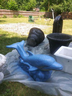 Dolphin statue for Sale in Detroit, MI