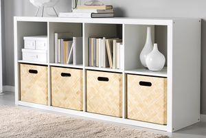 IKEA KALLAX Shelf White for Sale in Salt Lake City, UT