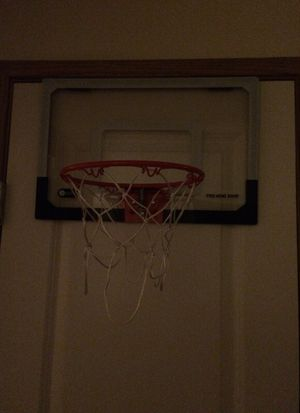 Door hang basketball hoop for Sale in Vancouver, WA