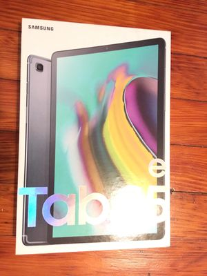 Samsung tablet s5e 64GB for Sale in St. Petersburg, FL