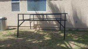 Ladder rack heavy duty steel 72 by 53 for Sale in Chandler, AZ