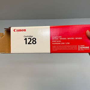 Canon Cartridge 128 Ink for Sale in San Diego, CA