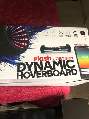 Flash by Jetson Hoverboard for Sale in Costa Mesa, CA