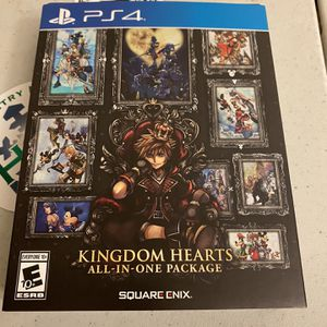 Kingdom Hearts All-In-One Package for Sale in Miami, FL
