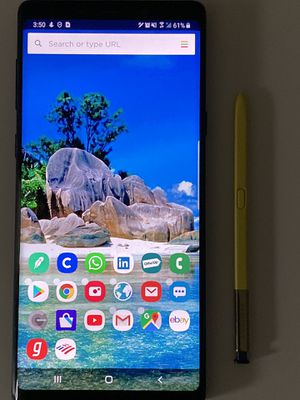 Excellent condition Samsung Galaxy Note 9 for sale !!! for Sale in Dunwoody, GA
