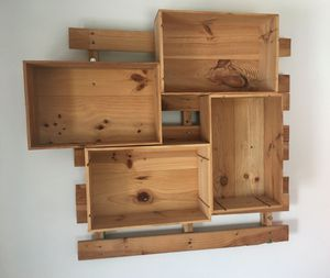 Wood Wall Hanging / Shelves for Sale in Los Angeles, CA