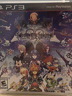 Kingdom Hearts 2.5 (PS3) for Sale in Garden Grove,  CA