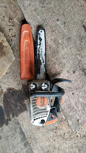 Sthil chainsaw for Sale in Wilsonville, OR