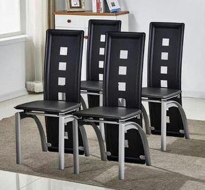 Set of 4 chairs for dining table brand new for Sale in Orlando, FL