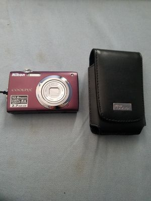 Nikon digital camera for Sale in Columbus, WI