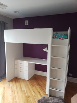Ikea- bunk bed - Very Good Condition for Sale in Des Plaines,  IL