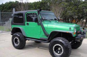 Price$1200 Jeep Wrangler 2004 for Sale in Richmond, VA