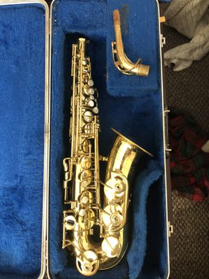 Yanagisawa A-4 Vintage Severin Alto Saxophone for Sale in Natick, MA